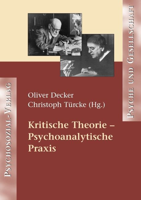 Kritische Theorie - Psychoanalytische Praxis al...