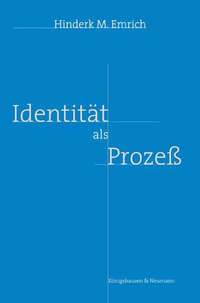 Identität als Prozeß als Buch von Hinderk M. Em...