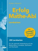 Erfolg im Mathe-Abi Lernkarten