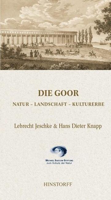 Die Goor als Buch von Lebrecht Jeschke, Hans Di...