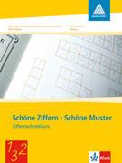 Programm mathe 2000. Schöne Ziffern - Schöne Muster. Ziffernschreibkurs. Neubearbeitung. Allgemeine Ausgabe