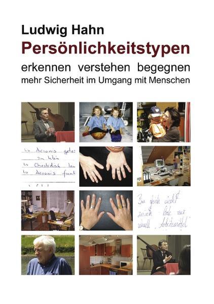 Persönlichkeitstypen als Buch von Ludwig Hahn