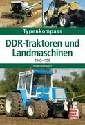 DDR-Traktoren und Landmaschinen