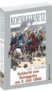 Schlacht von Königgrätz am 3. Juli 1866