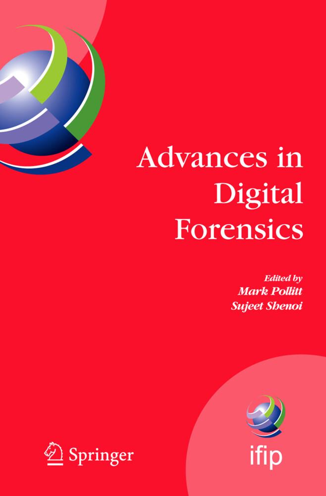 Advances in Digital Forensics als Buch (gebunden)