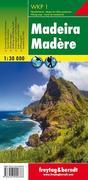 Madeira 1 : 30 000. Wanderkarte