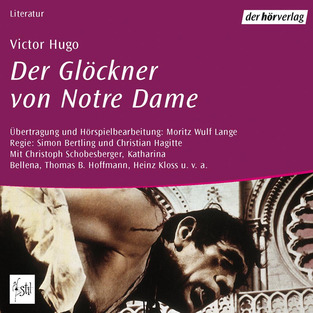 Der Glöckner von Notre Dame als Hörbuch Download