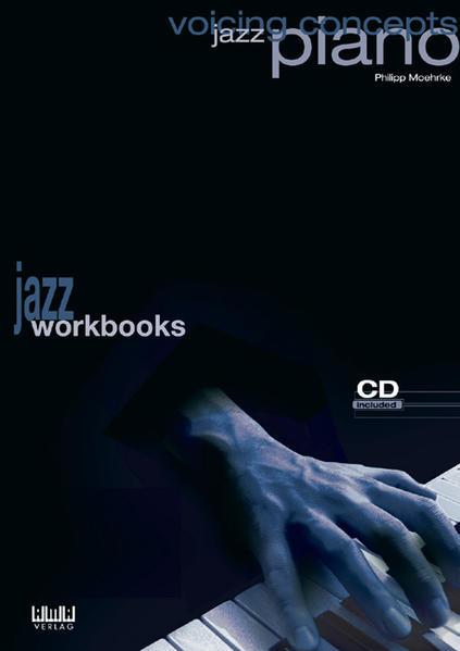 Voicing Concepts Jazz Piano als Buch