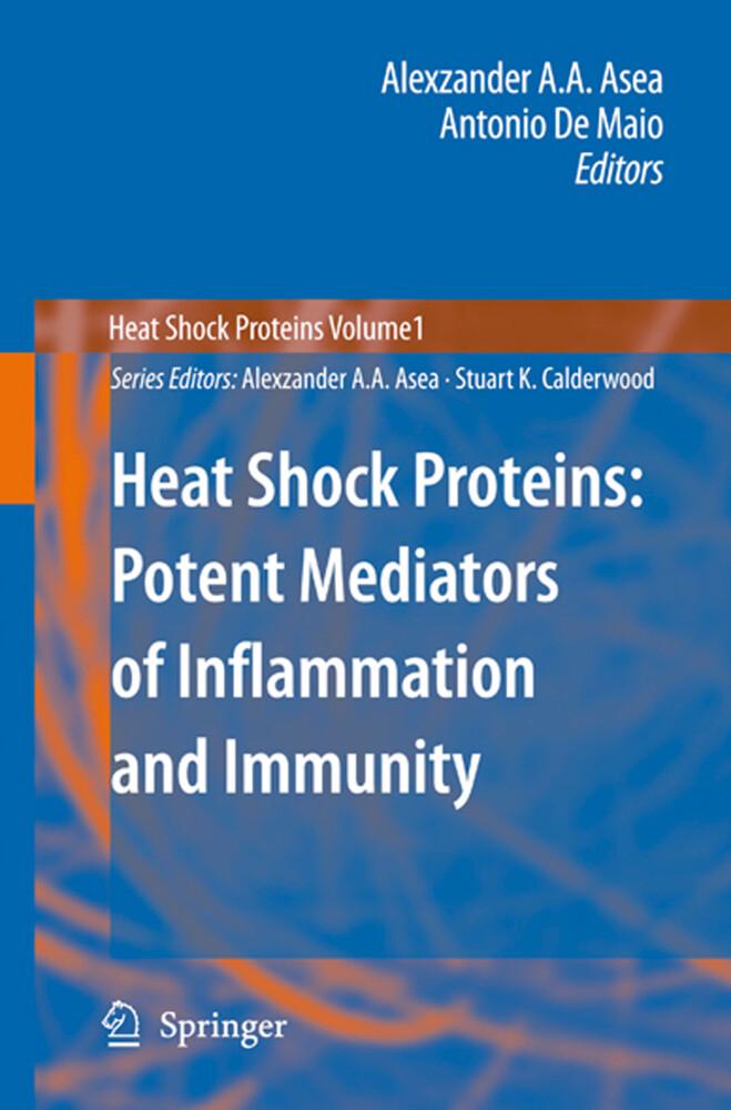 Heat Shock Proteins als Buch von
