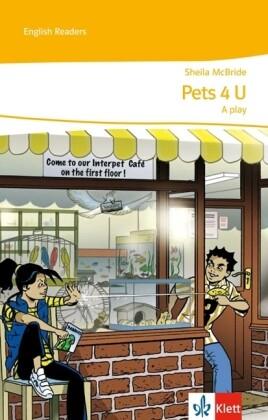 Pets 4 U: A Play als Buch von Sheila McBride