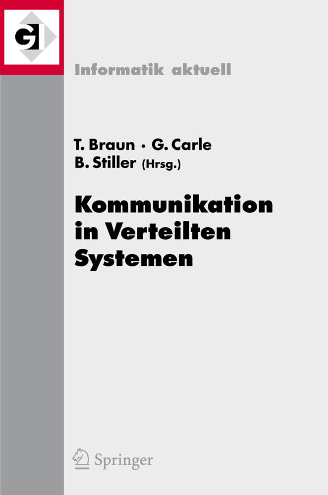 Kommunikation in Verteilten Systemen (KiVS) 200...