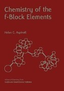 Chemistry of the F-Block Elements