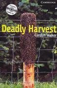 Deadly Harvest. Buch und 3 CDs