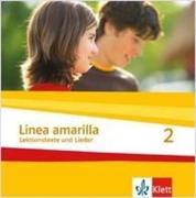 Linea amarilla 2. Schüler Audio-CD
