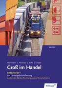 Groß im Handel. Arbeitsheft. Bayern