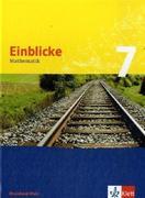 Einblicke Mathematik 7. Schülerbuch. Rheinland-Pfalz