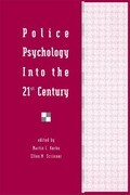 Police Psychology Into the 21st Century
