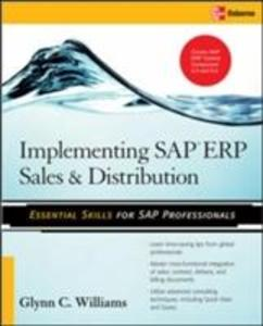 Implementing SAP ERP Sales & Distribution als B...