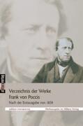 Verzeichnis der Werke Franz von Poccis 1821-2006