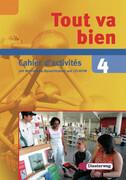Tout va bien 4. Cahier d'activités m. CD-ROM. Realschule