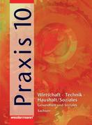 Praxis - WTH 10. Schülerband. Vertiefungskurs Gesundheit und Soziales. Mittelschule. Sachsen