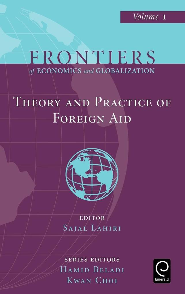Theory and Practice of Foreign Aid als Buch von