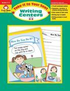 Writing Centers Grades 2-3