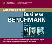 Business Benchmark. C1. BEC Higher Edition. Audio CD