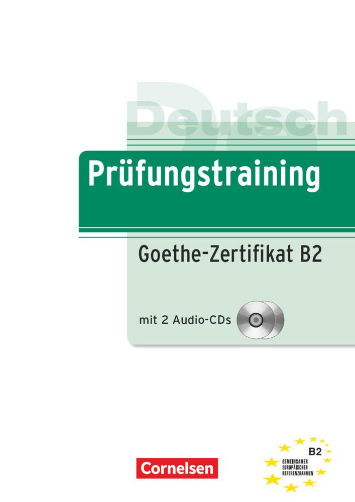 Deutsch als Fremdsprache. Prüfungstraining Mitt...