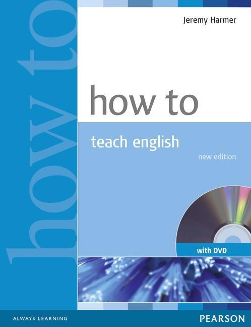 How to Teach English Book and DVD Pack als Buch...