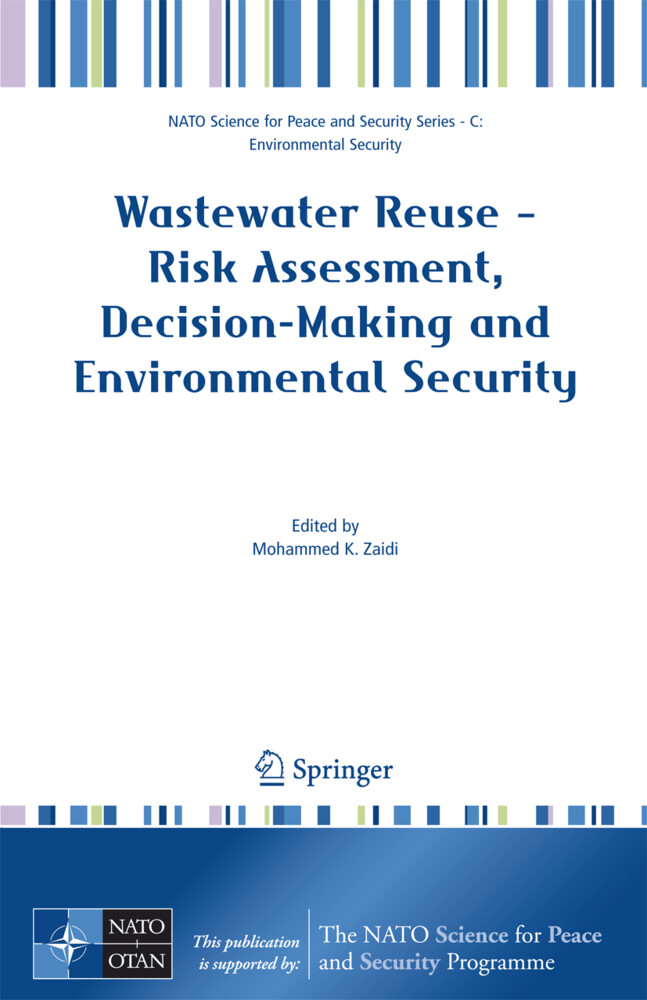 Wastewater Reuse - Risk Assessment, Decision-Ma...