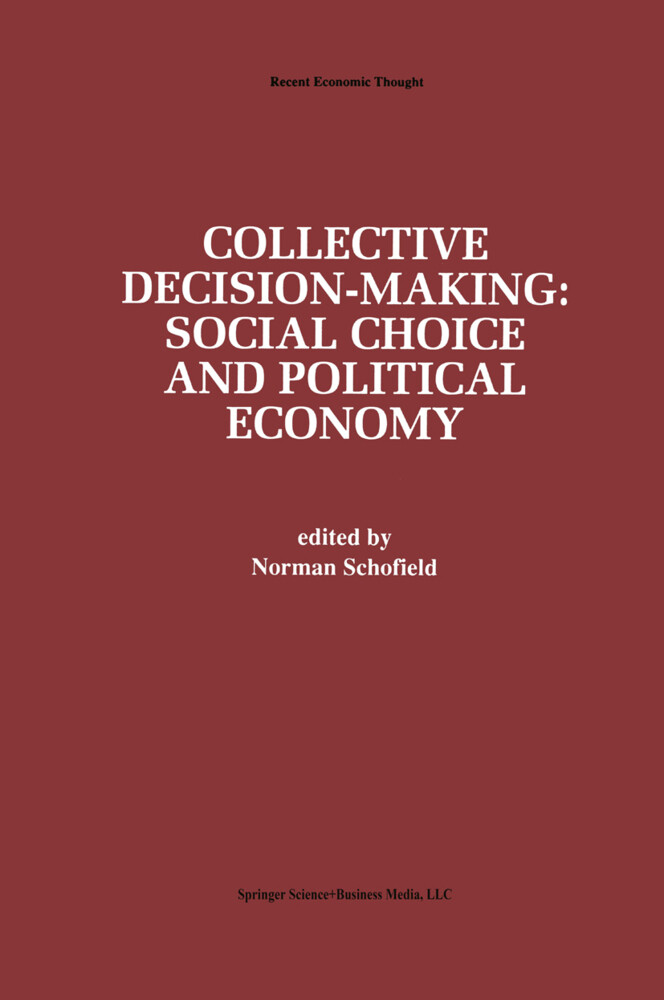 Collective Decision-Making: als Buch von
