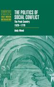 The Politics of Social Conflict