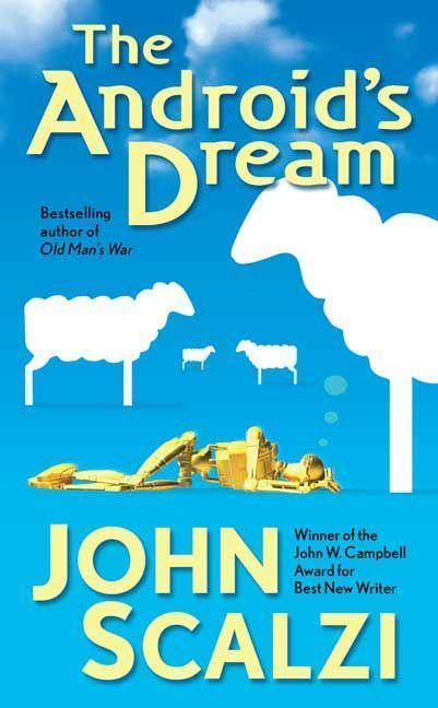 The Android´s Dream als Taschenbuch von John Sc...