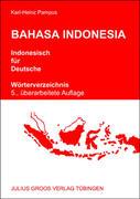 Bahasa Indonesia - Indonesisch für Deutsche