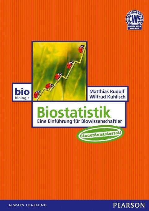 Biostatistik als Buch von Matthias Rudolf, Wilt...
