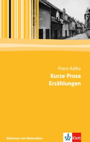 Kurze Prosa, Erzählungen als Buch