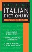 Collins Italian Dictionary: American English Usage