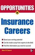Opportunities in Insurance Careers