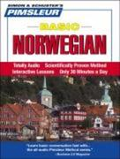 Pimsleur Norwegian Basic Course - Level 1 Lessons 1-10 CD: Learn to Speak and Understand Norwegian with Pimsleur Language Programs [With Free CD Case]