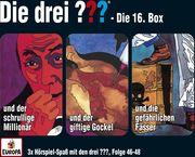 Die drei ??? Box 16. Folgen 46-48 (drei Fragezeichen)