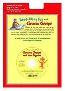 Curious George and the Puppies Book & CD [With CD]