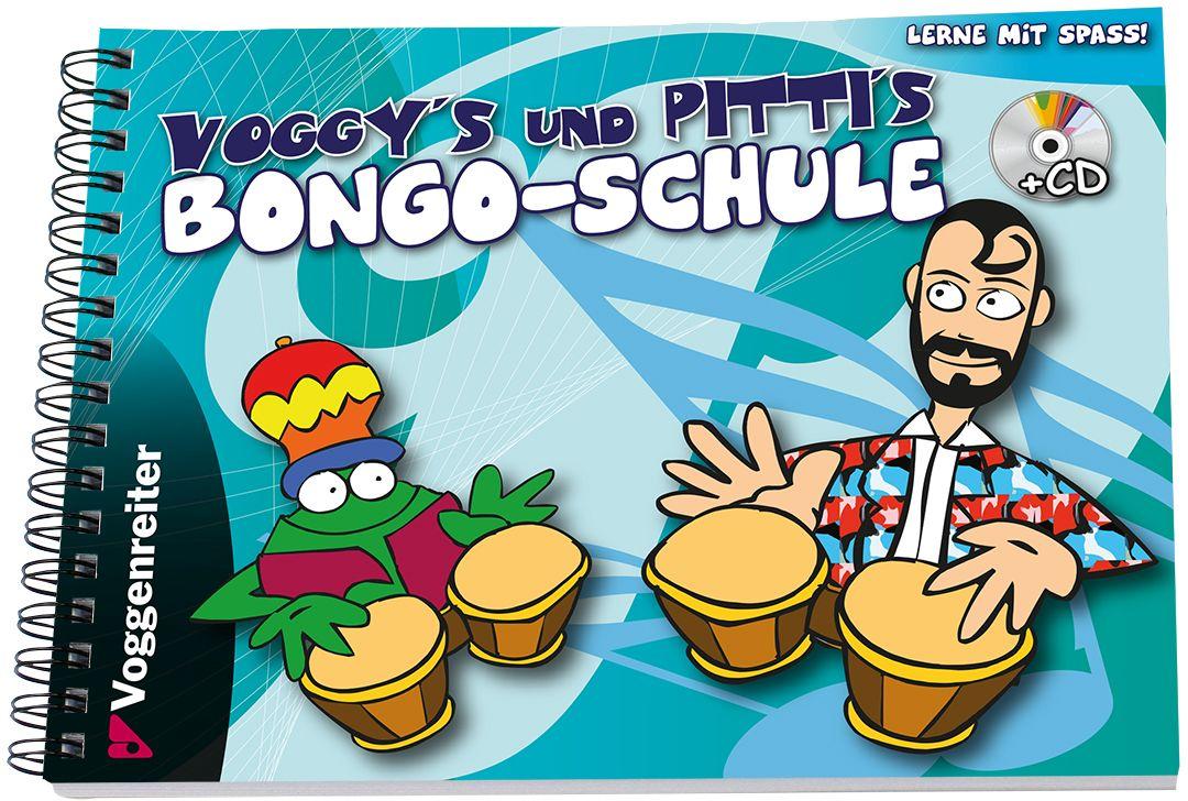 Voggy´s und PiTTi´s Bongo-Schule als Buch von P...