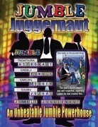 Jumble Juggernaut: A Unbeatable Jumble Powerhouse