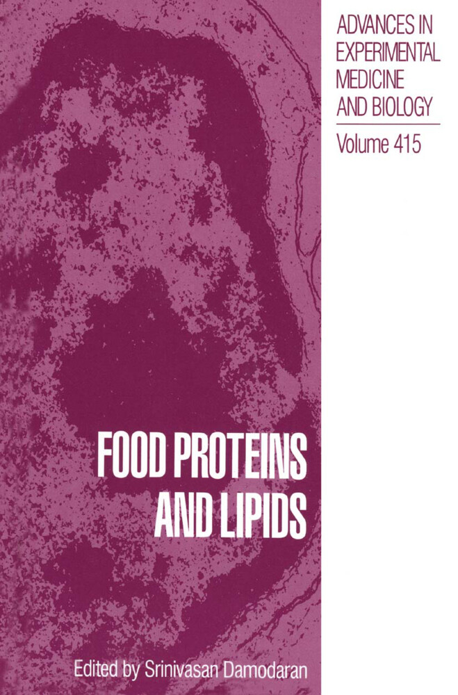 Food Proteins and Lipids als Buch von