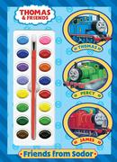FRIENDS FROM SODOR-PAINT