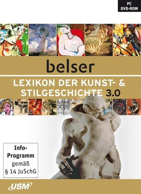 Belser Lexikon der Kunst- und Stilgeschichte 3....