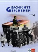 Geschichte und Geschehen K 4. Schülerbuch. Bayern