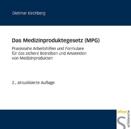 Das Medizinproduktegesetz (MPG). CD-ROM für Win...