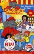 Benjamin Blümchen - Das Spaghetti-Eis-Fest, 1 Cassette
